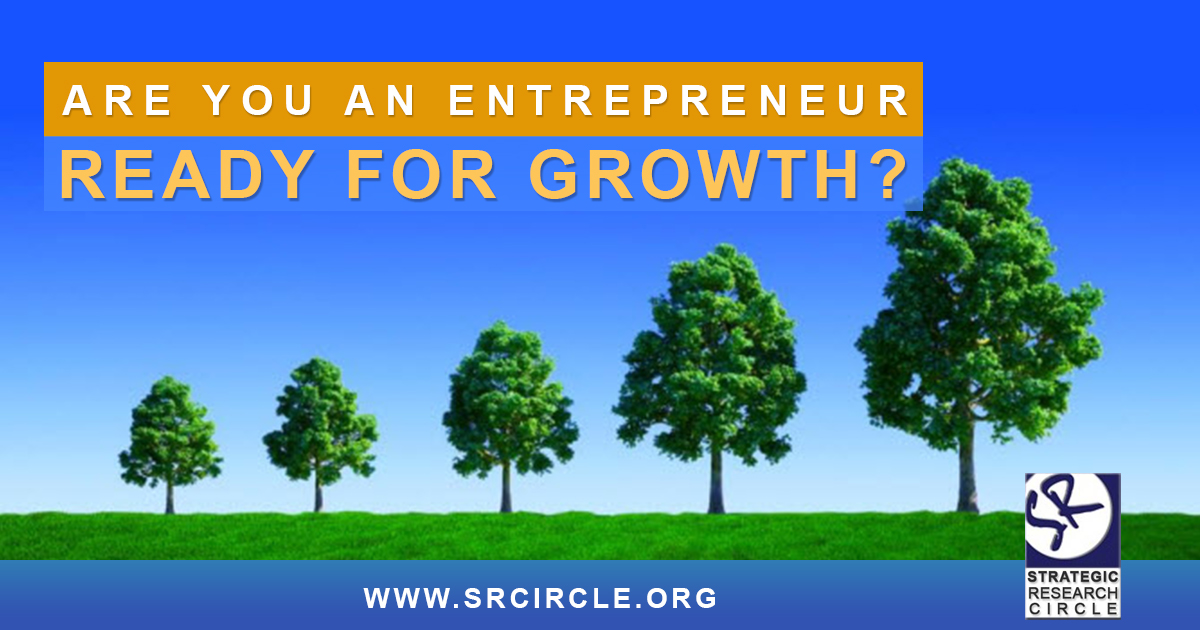 Are You a Growth Ready Entrepreneur